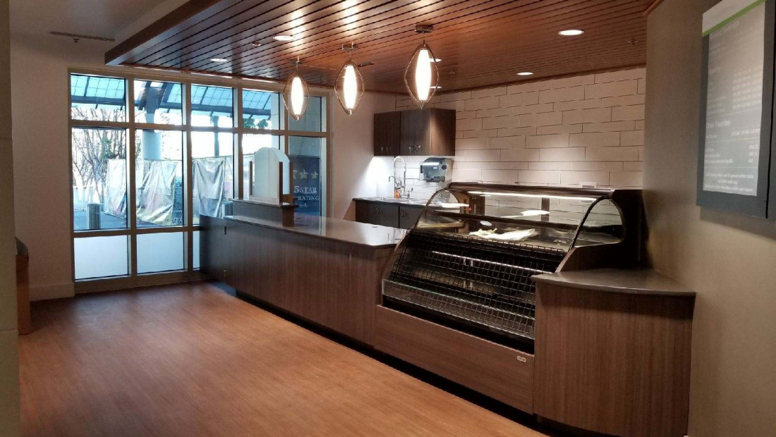 Renovate Front Lobby at the Ralph H. Johnson VAMC – Charleston, SC – $1.2M