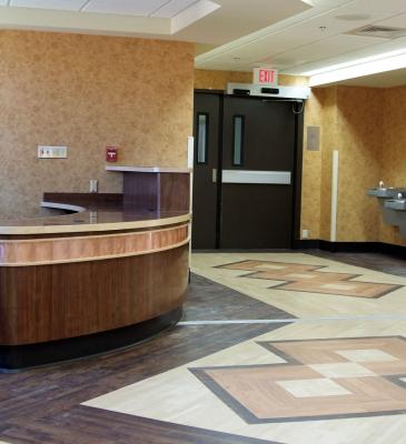 Inpatient Ward at the Carl Vinson VAMC – Dublin, GA – $2.1M