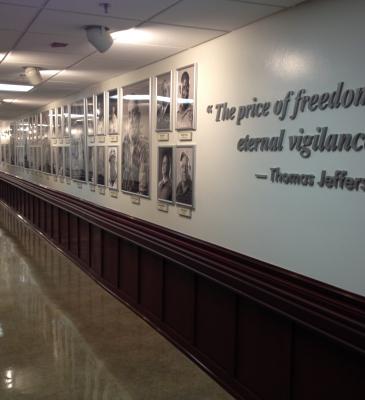 1st  Floor Halls and Walls Renovation at the Ralph H. Johnson VAMC – Charleston, SC – $3M IDIQ Year 2