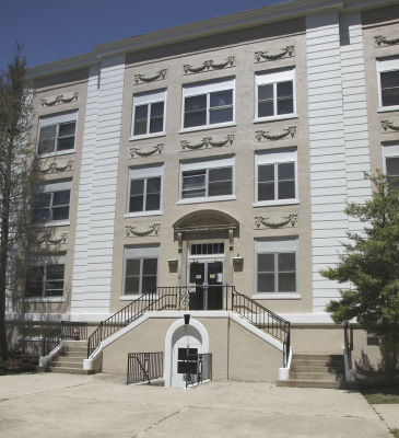 Exterior Renovation at the Charles George VAMC – Asheville, NC – $324,000