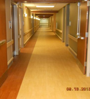 Renovate Inpatient Ward 2G at the Nashville VAMC – Nashville, TN – $1.6M