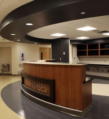 Patient Privacy Building at the James H. Quillen VAMC – Mt. Home, TN – $3.83M