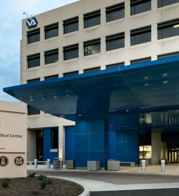 Building 1A Entrance/Expansion at the Memphis VAMC – Memphis, TN – $7.9M